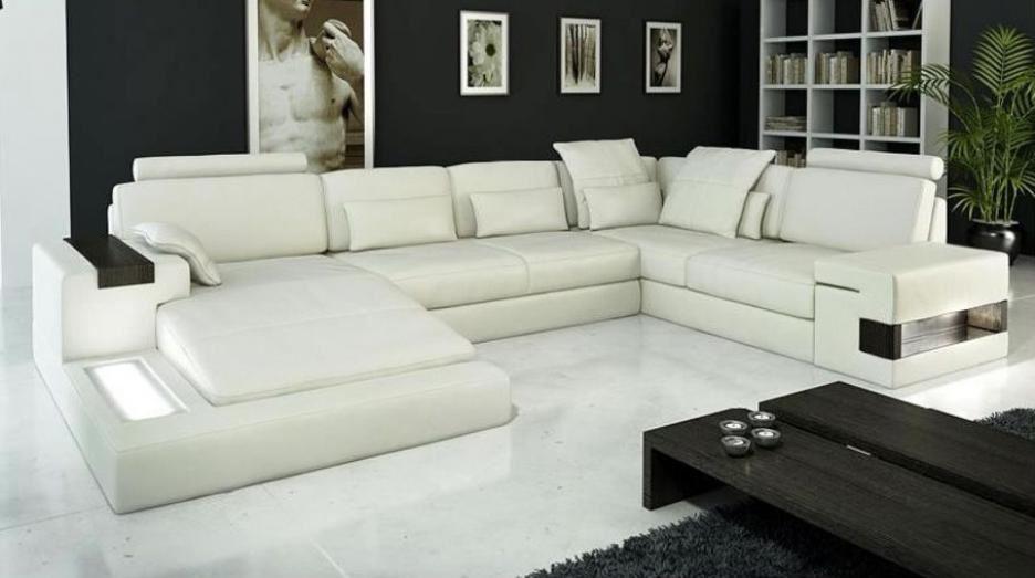 Большой диван в интерьере (13)