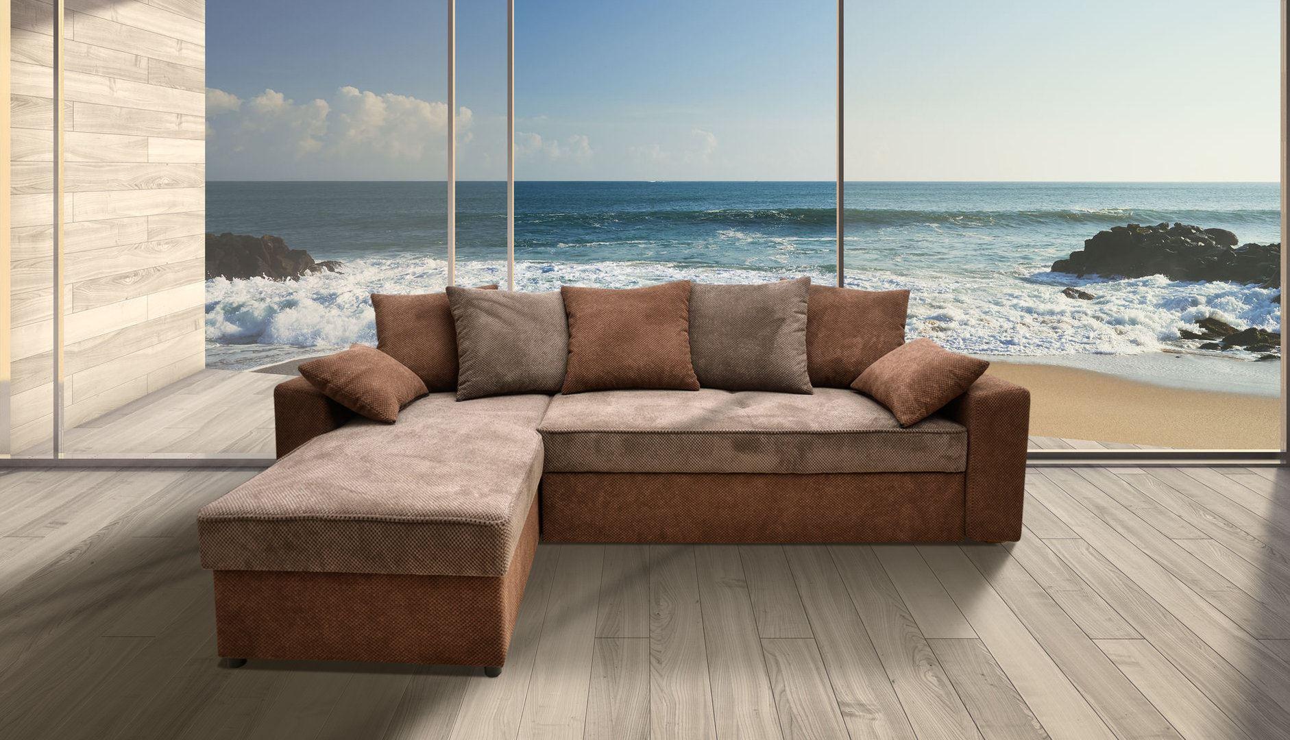 Большой диван в интерьере (22)