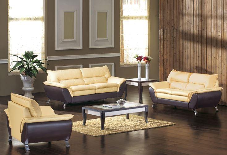 Два дивана в интерьере