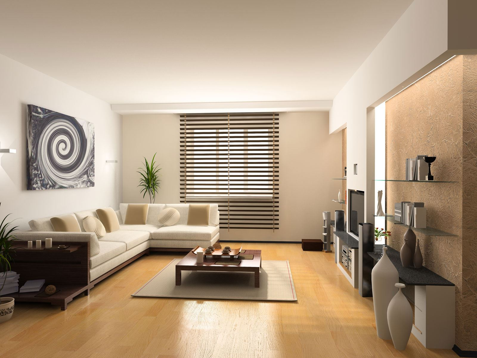 Фото гостиной с диваном