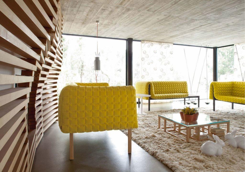 Интересные модели современных диванов