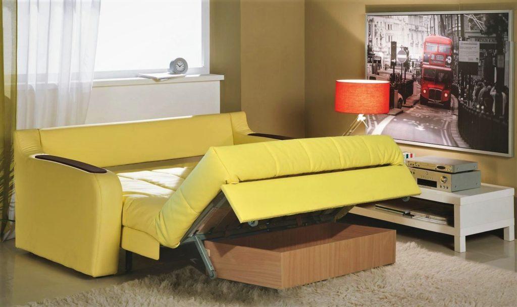 Ортопедический диван для сна