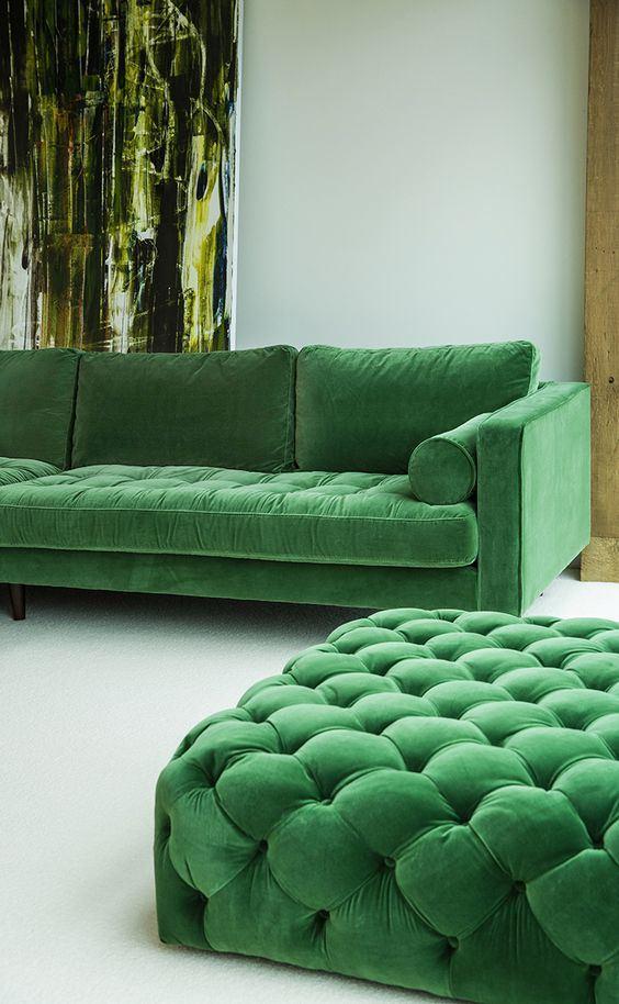 Зеленый диван (10)