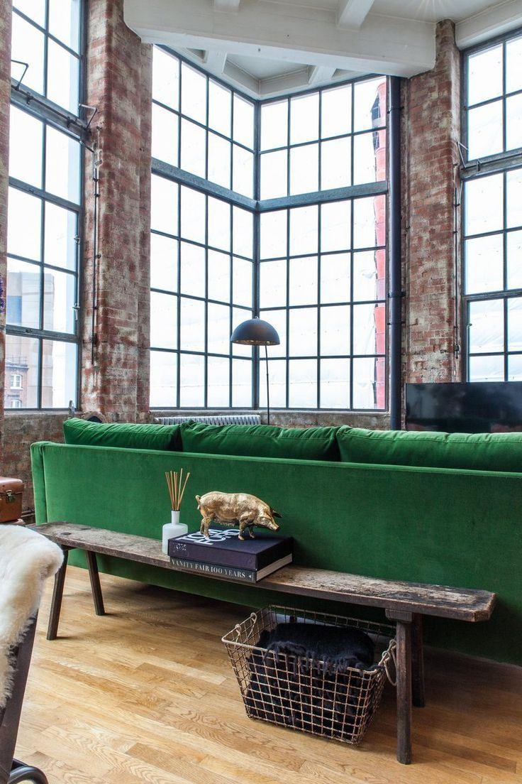Зеленый диван (12)