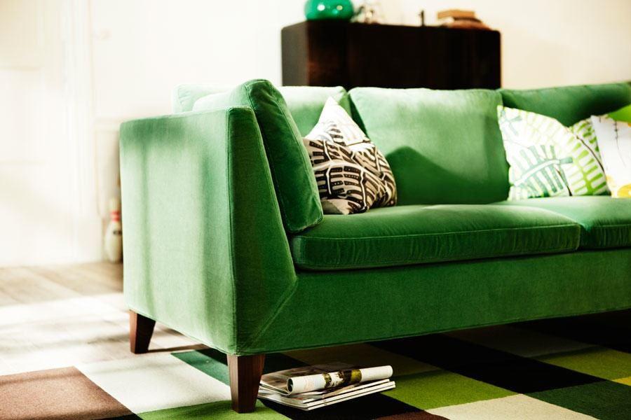 Зеленый диван (15)