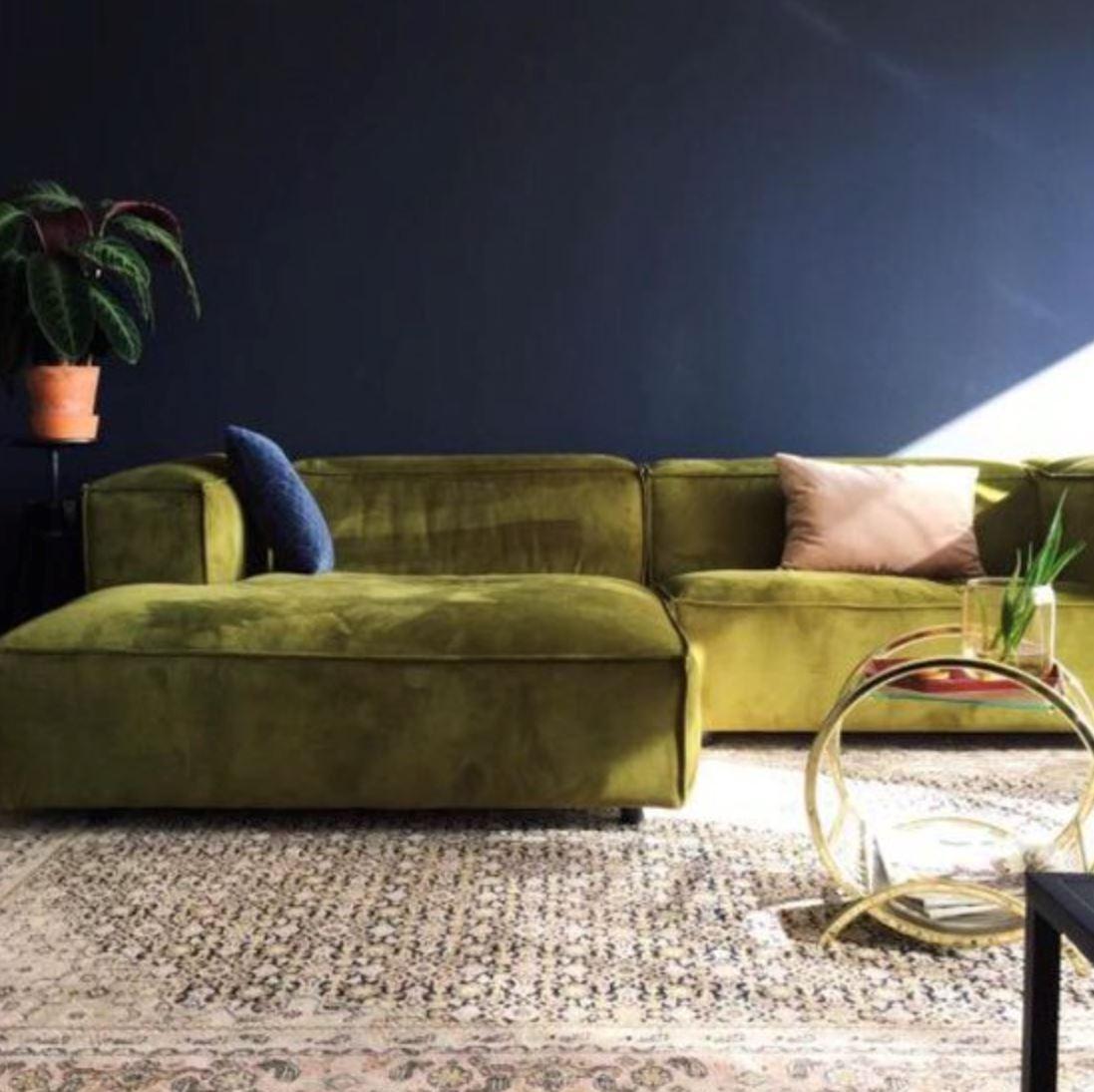 Зеленый диван (2)