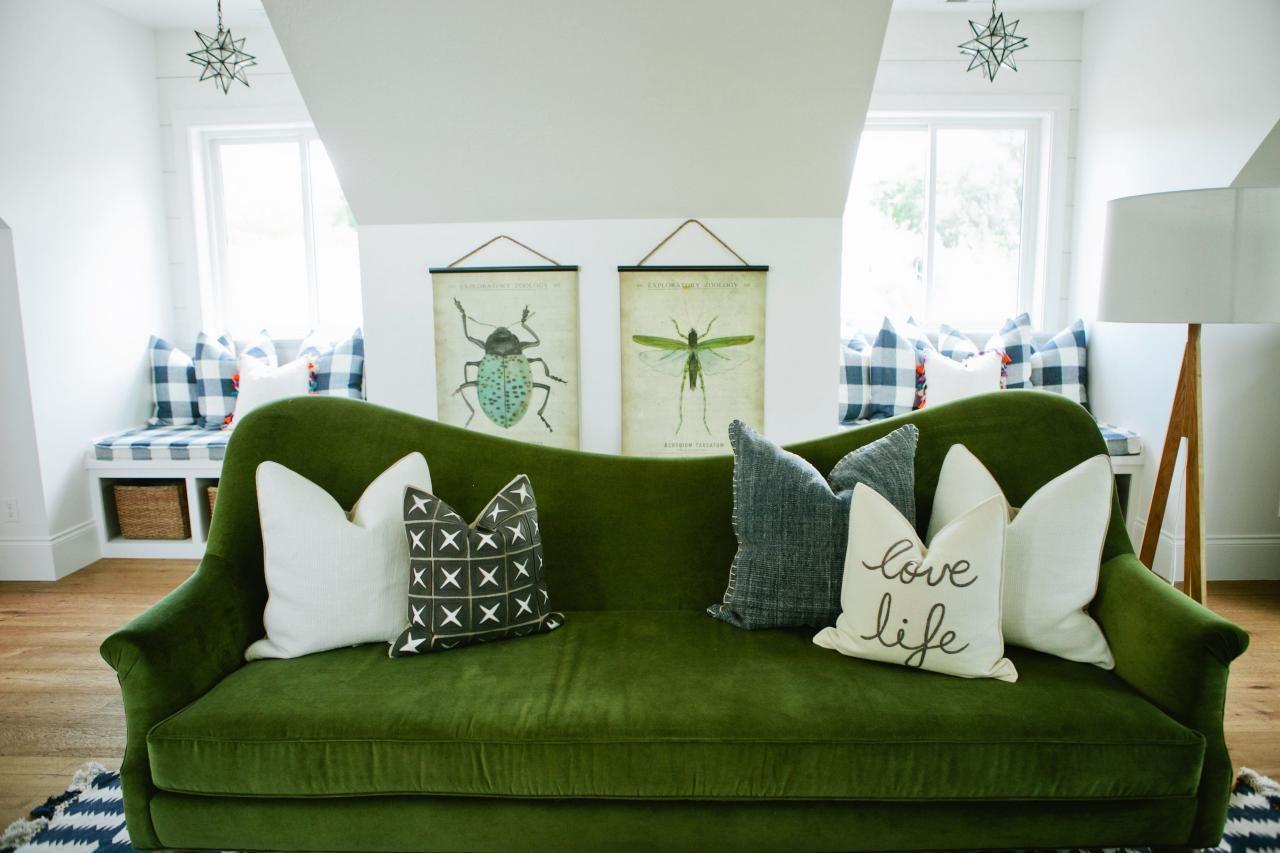 Зеленый диван (24)