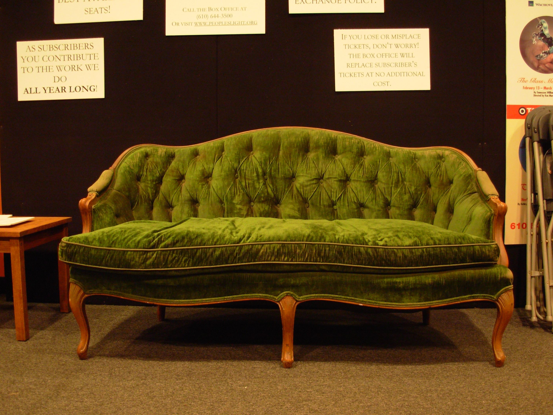 Зеленый диван (27)
