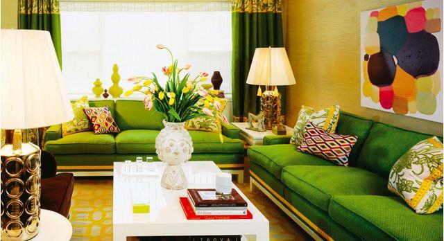 Зеленый диван (3)
