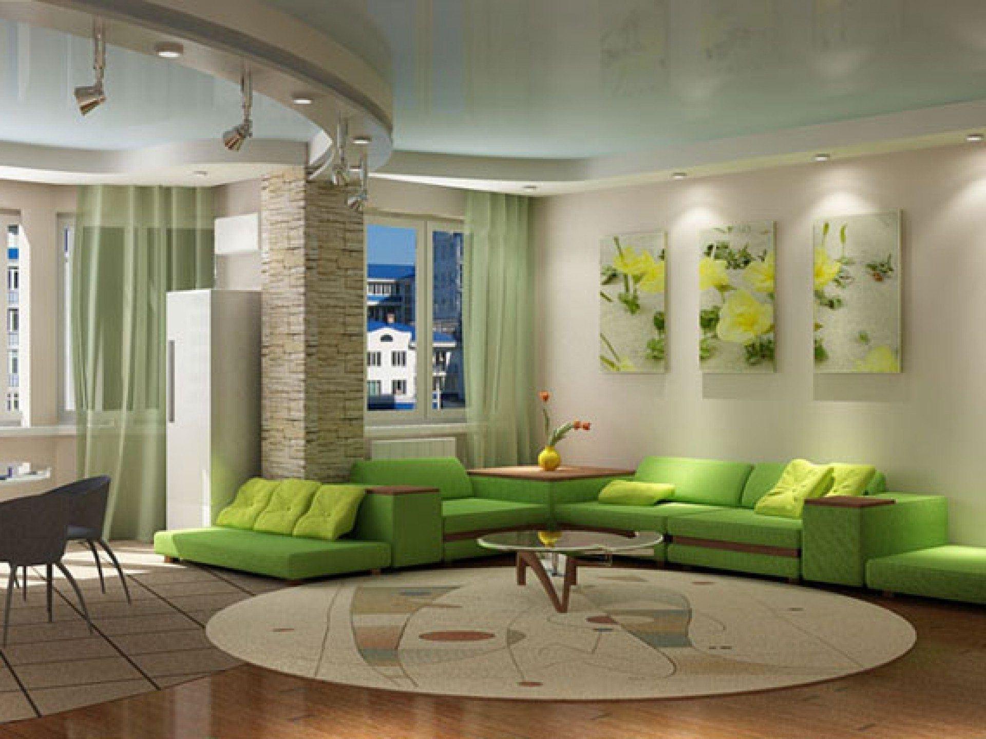 Зеленый диван (30)