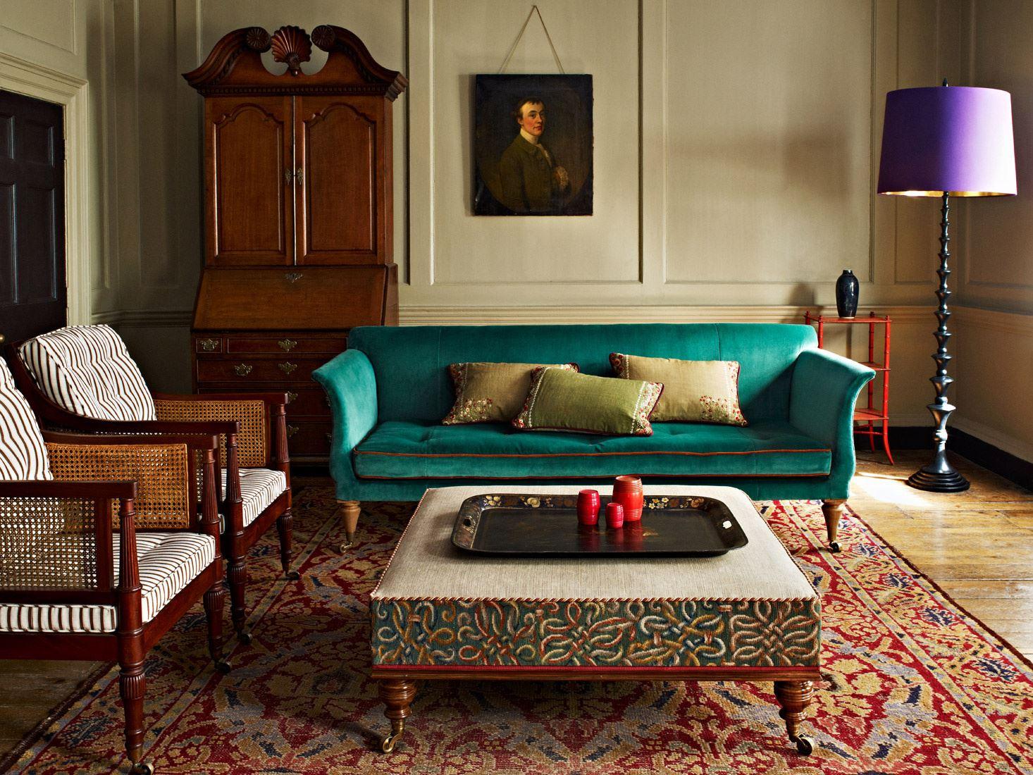 Зеленый диван (33)