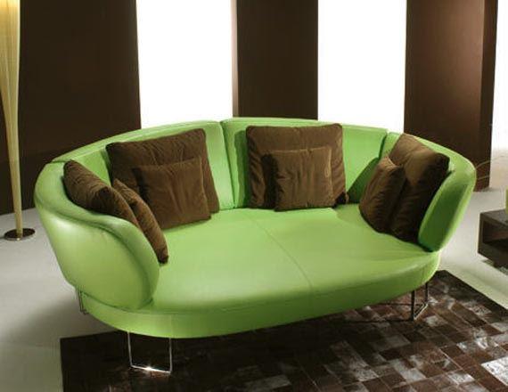 Зеленый диван (34)