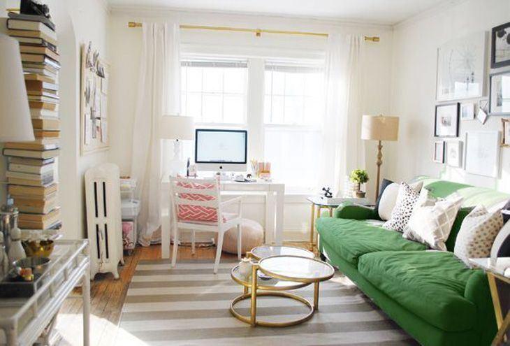 Зеленый диван (35)