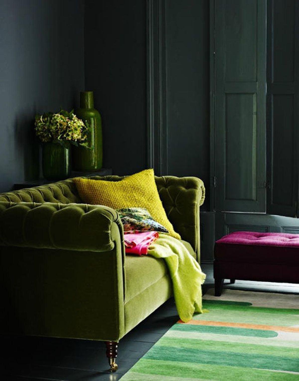 Зеленый диван (38)