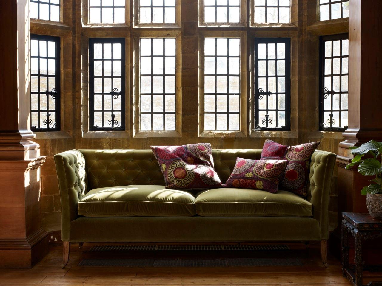 Зеленый диван (39)