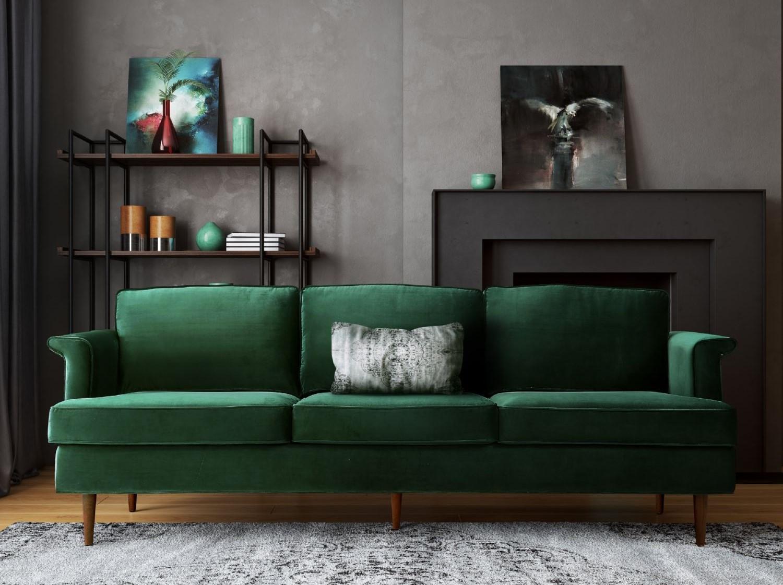 Зеленый диван (41)