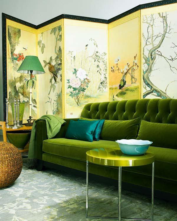 Зеленый диван (44)