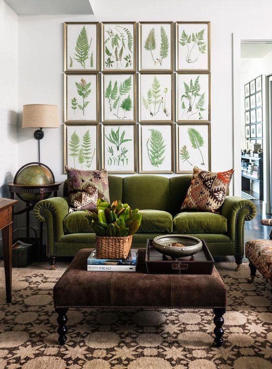 Зеленый диван (5)