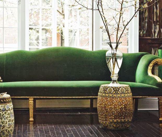 Зеленый диван (7)