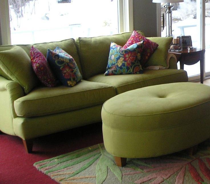 Зеленый диван (8)
