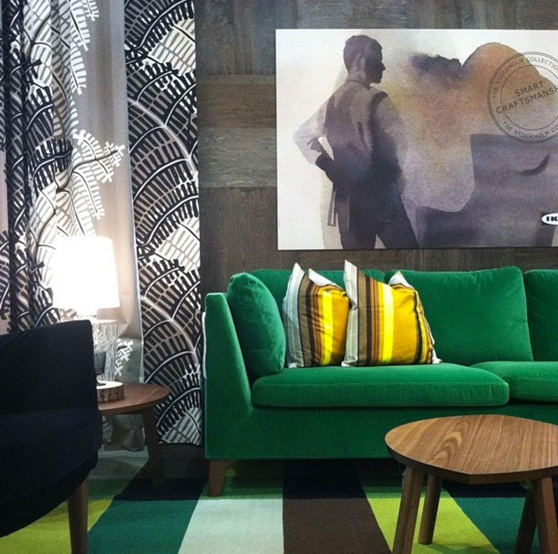 Зеленый диван (9)