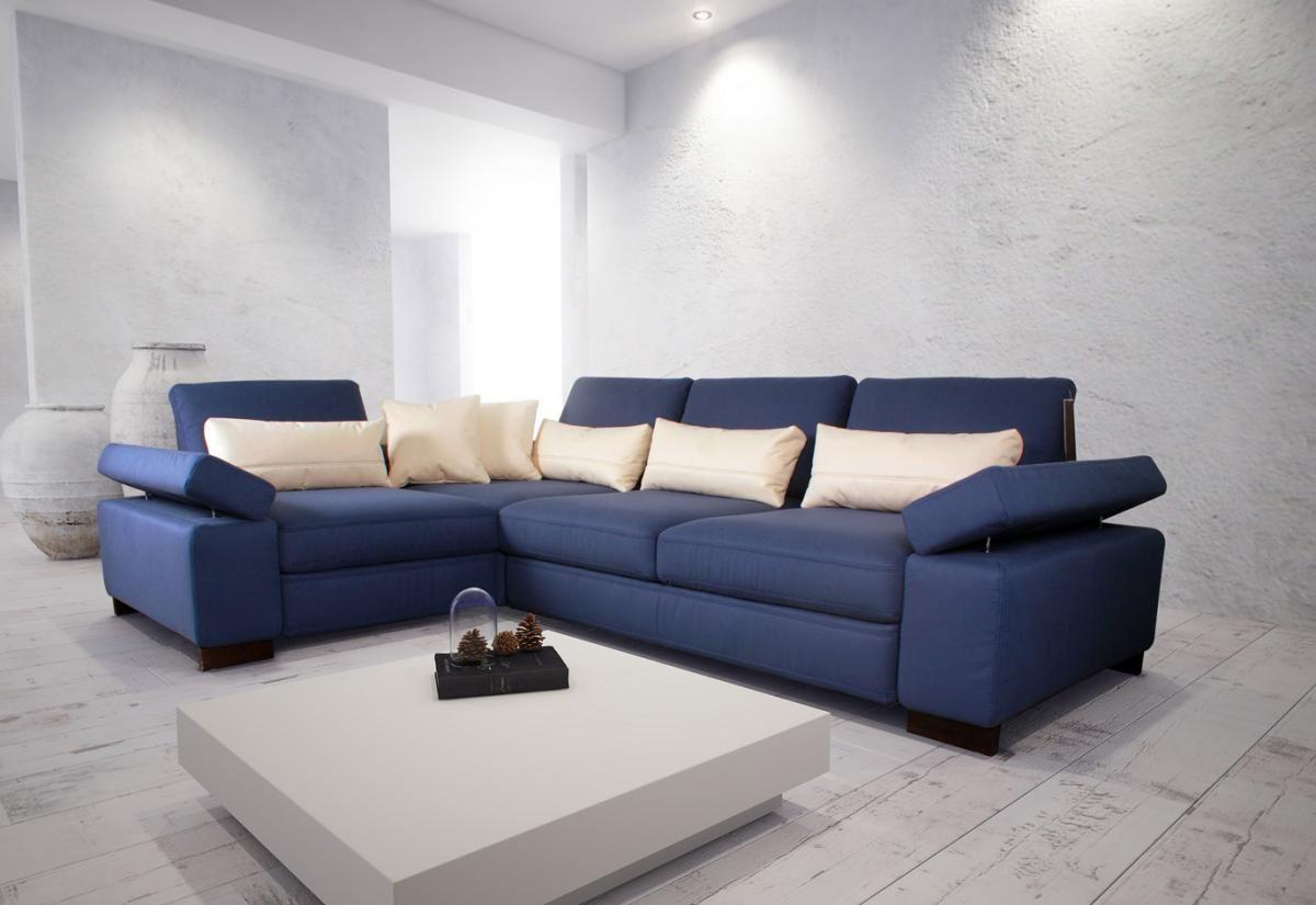 Интересный способ размещения дивана в интерьере (3)