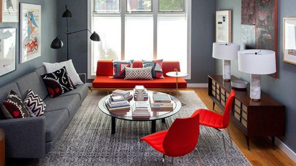 Красный диван (22)