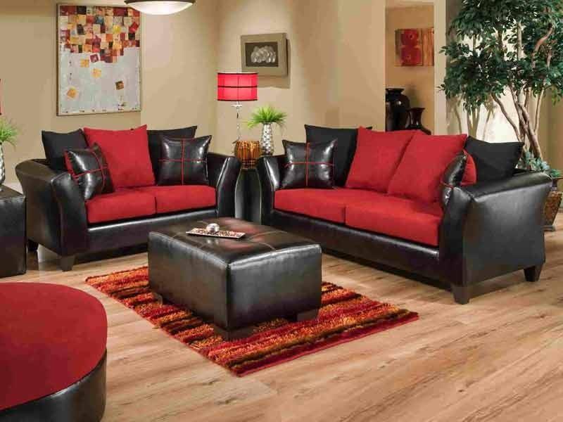 Красный диван (26)