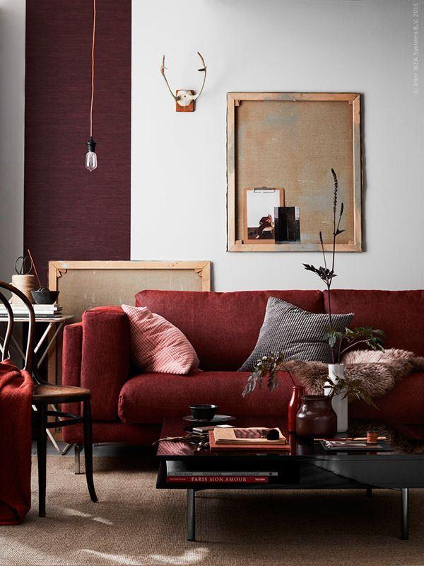Красный диван (32)