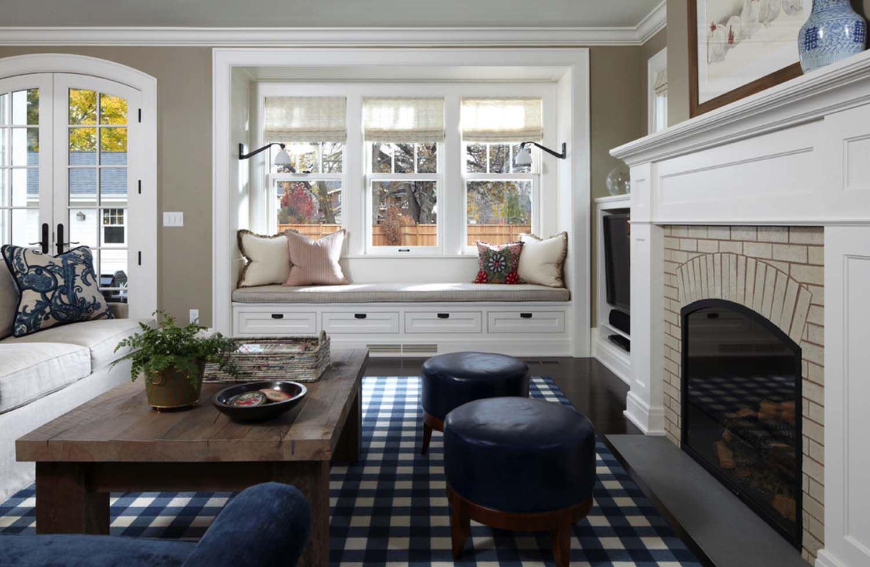 Кухонный диван в эркер (13)
