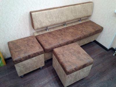 Модульный кухонный диван (17)