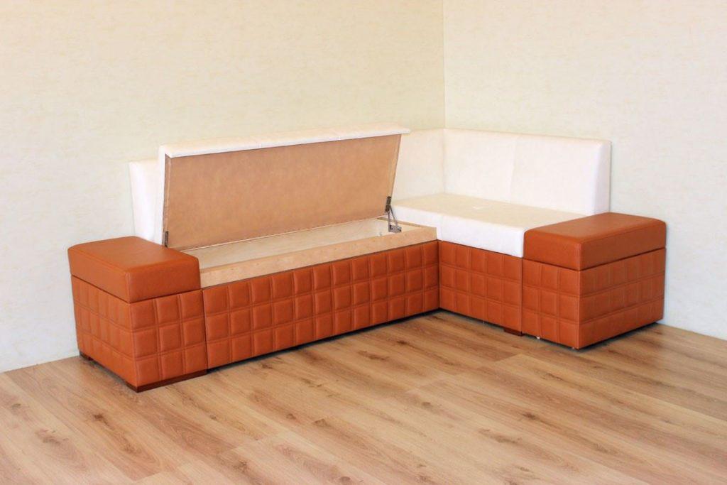 Модульные диван-кушетка с прямой кухонный диван собранные в угловой