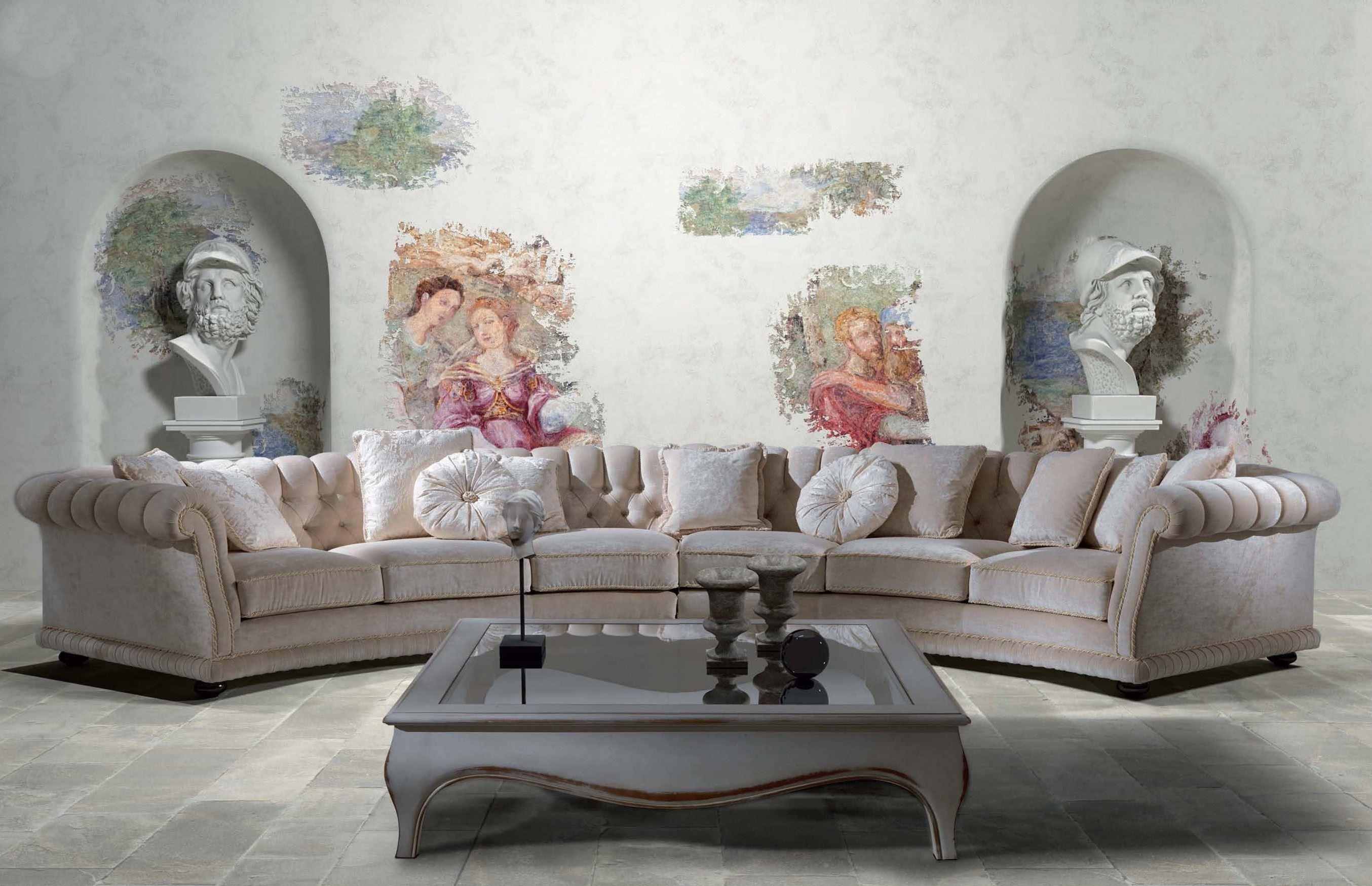 Полукруглый диван (11)