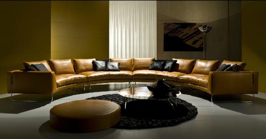 Полукруглый диван (12)