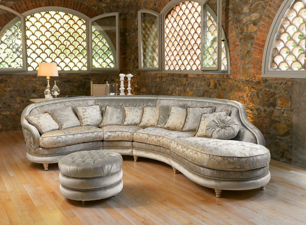 Полукруглый диван (16)