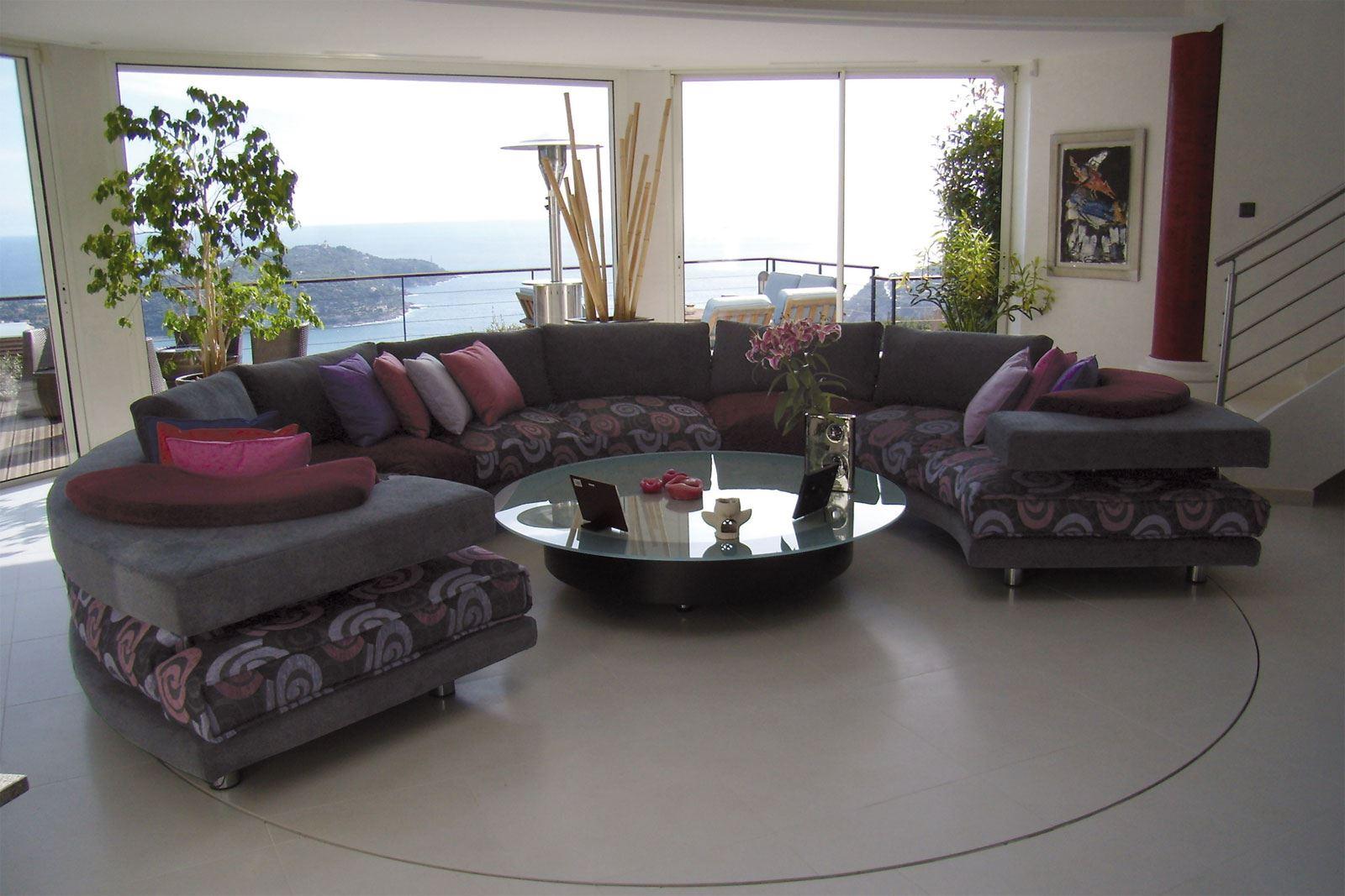 Полукруглый диван (30)