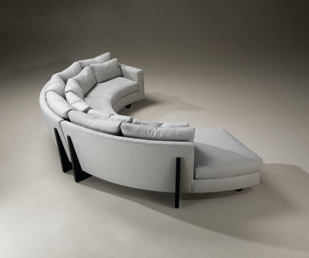 Полукруглый диван (4)