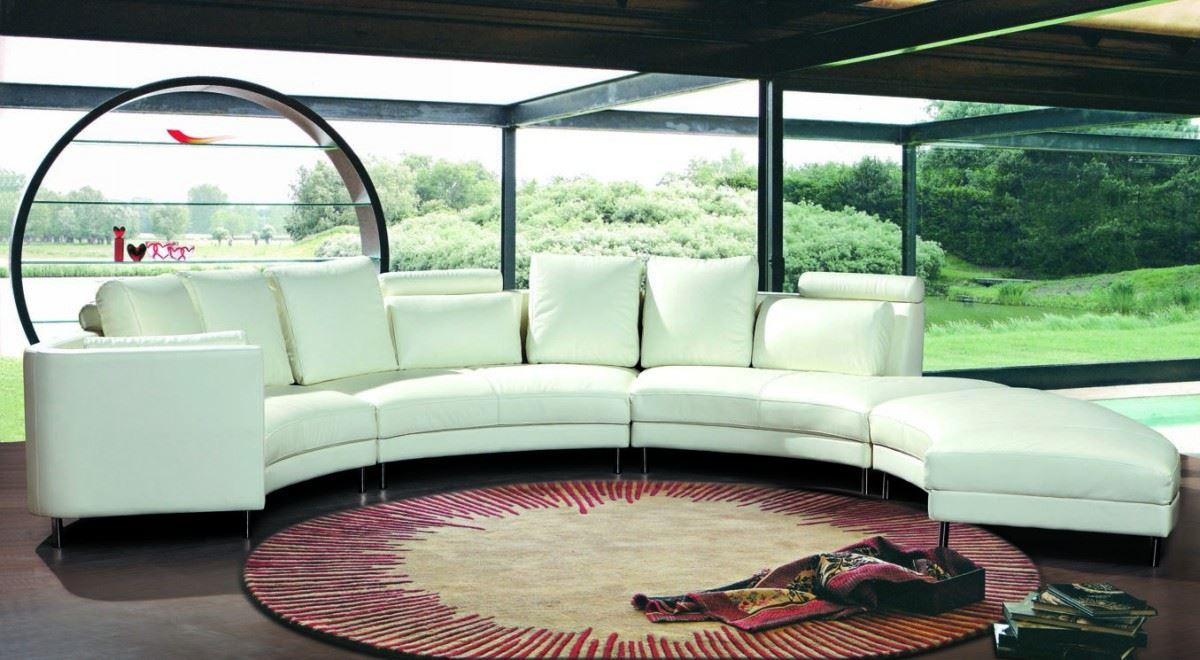 Полукруглый диван (5)