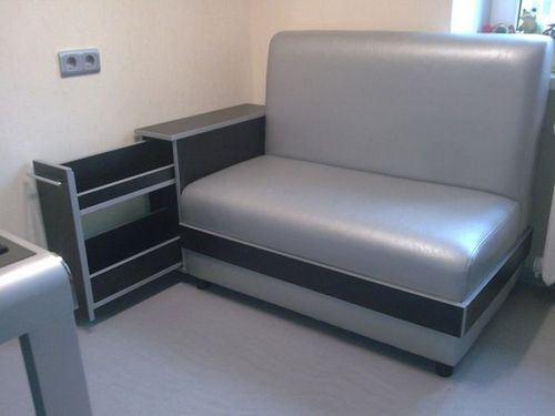 Прямой кухонный диван (23)