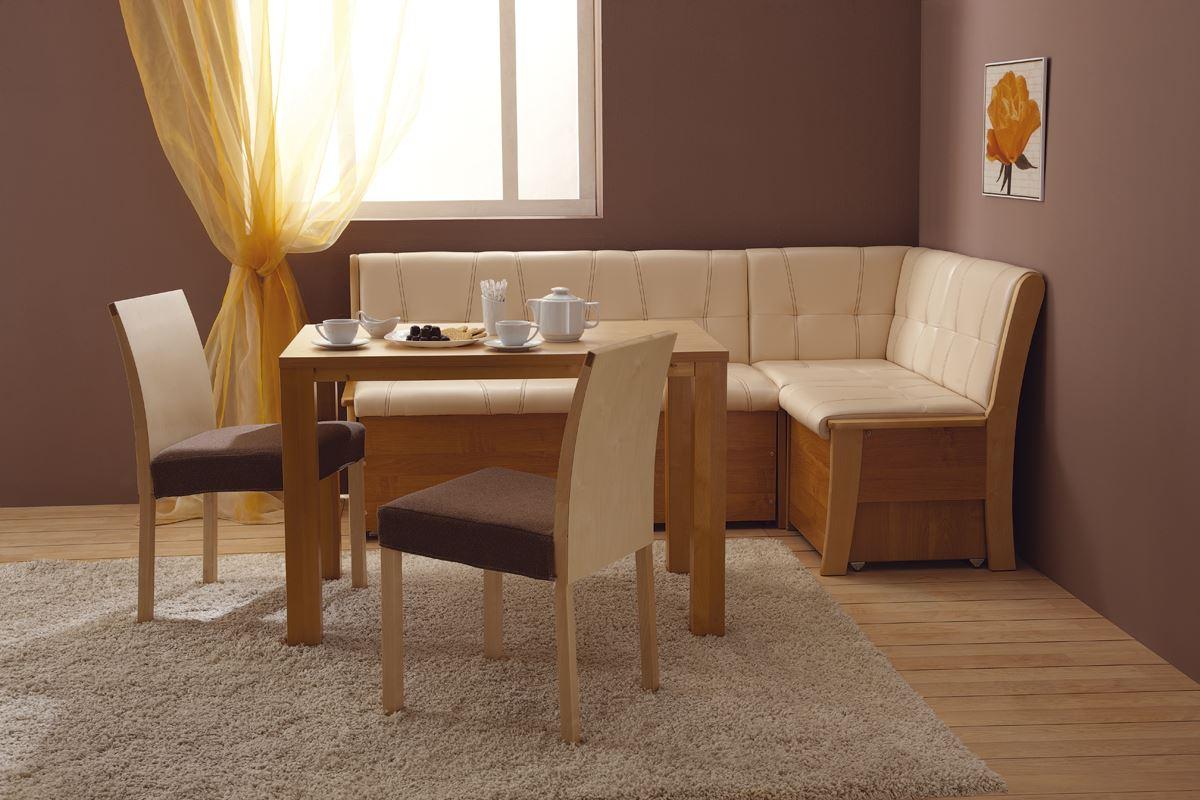 Размещение дивана на кухне (18)