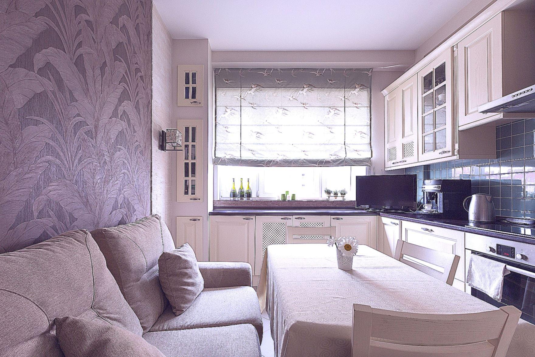 Размещение дивана на кухне (19)