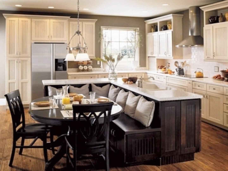 Размещение дивана на кухне (22)