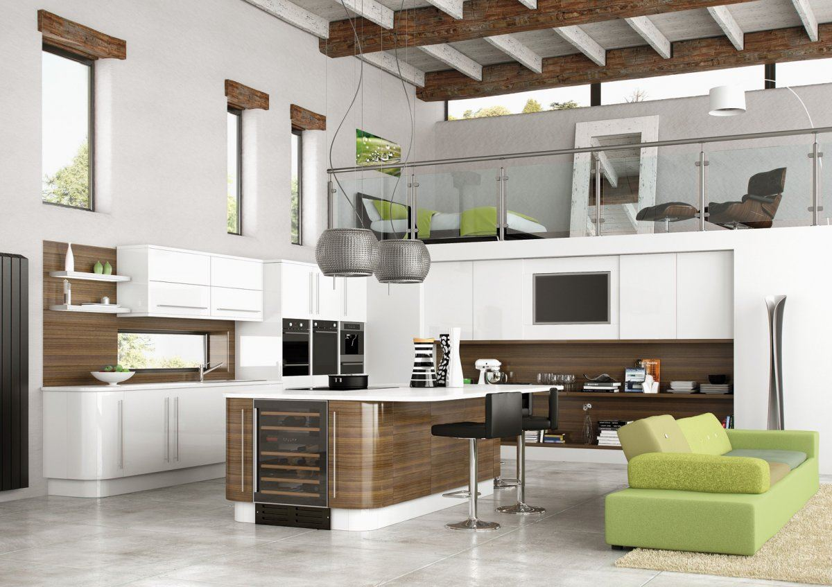 Размещение дивана на кухне (27)