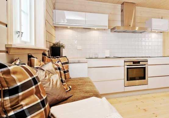 Размещение дивана на кухне (30)