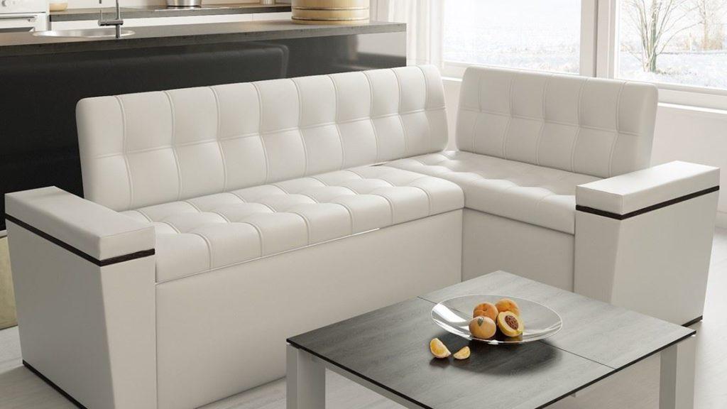 диван на кухню со спальным местом виды и преимущества раскладных