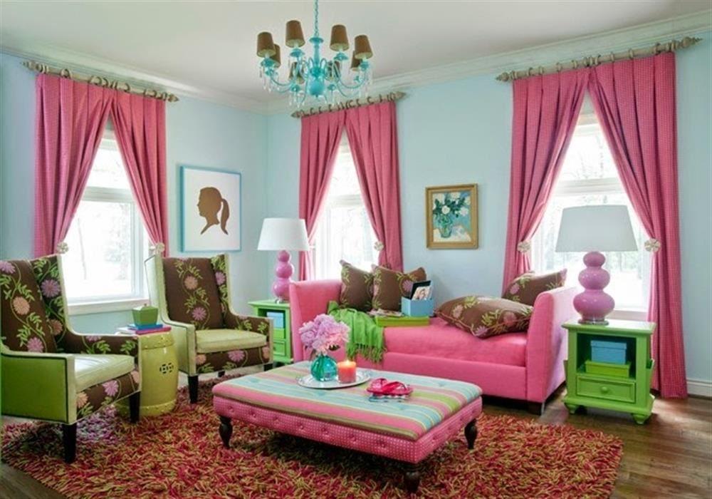 Розовый диван (10)