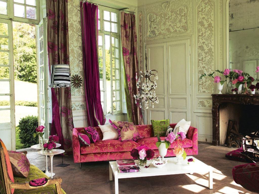 Розовый диван (4)