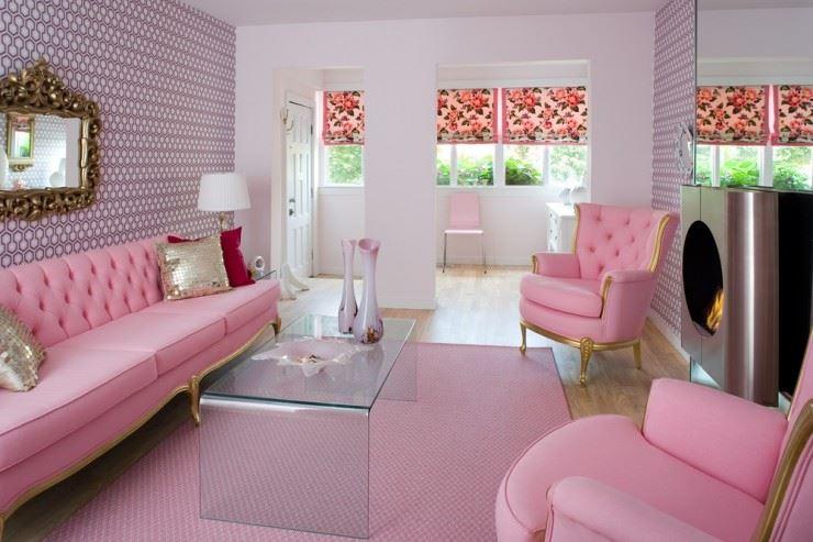 Розовый диван (40)