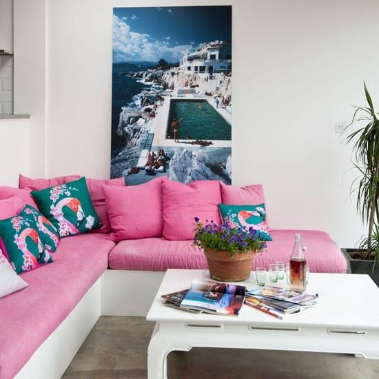 Розовый диван (50)
