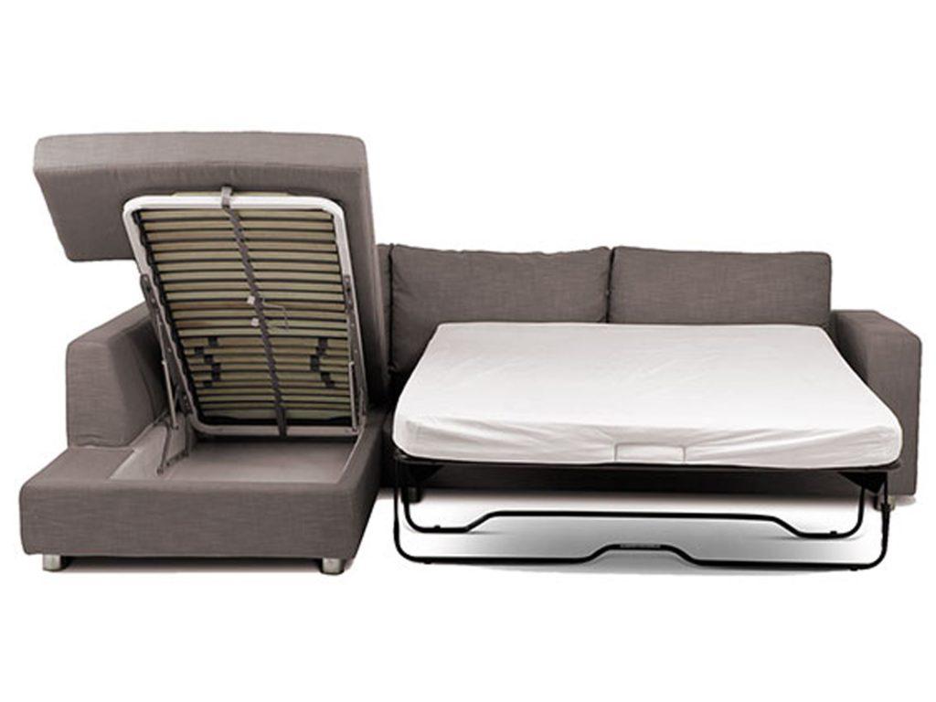 Гостевой угловой диван